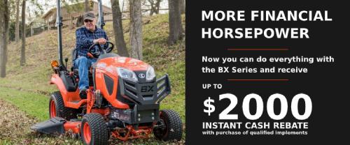 BX Series Promo Image